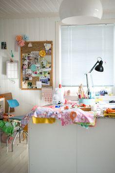 studio in happy chaos