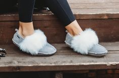 Say hello to our newest slipper Kimbertree 🐻🐾 You'll think you are walking on air in these super comfortable slippers. Shop Kimbertree: bearpaw.com/ #LiveLifeComfortably #BearpawStyle