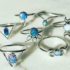 Opals = Disco in a stone! ✨