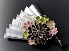 Ribbon Crafts, Flower Crafts, Fabric Crafts, Paper Crafts, Kanzashi Flowers, Flower Petals, Cloth Flowers, Fabric Flowers, Decor Crafts