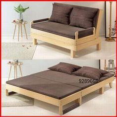 Smart Furniture, Space Saving Furniture, Diy Furniture Plans, Bed Furniture, Home Decor Furniture, Pallet Furniture, Furniture Design, Woodworking Projects That Sell, Woodworking Toys