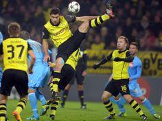 Borussia Dortmund vs Napoli // Sokratis