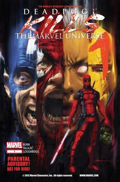 Deadpool kills the marvel universe - Imgur (A must see this is everything you've come to love about deadpool )