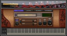 "Kong Audio lanza su Sintetizador ""ChineeGuZheng Classic"" como Software Gratuito (VSTi Gratis + Manual)"