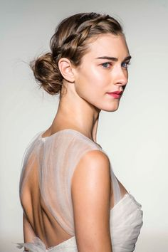 The Bridal Beauty Looks You Have To See  #refinery29