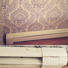 How To Paint Baseboard Heater Covers