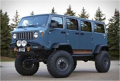badazzgear:  JEEP MIGHTY FC