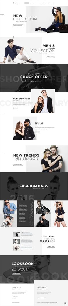 TheGem is creative multipurpose #PSD template for awesome #fashion #store websites and huge variety of design or web projects with 50+ homepage layouts & 200+ layered PSD files download now➩ https://themeforest.net/item/thegem-creative-multipurpose-psd-template/19746346?ref=Datasata