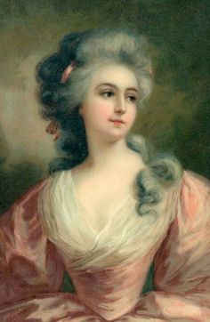 Classic Paintings of Women | bumble button: Romantic French and English Paintings of women of the ...