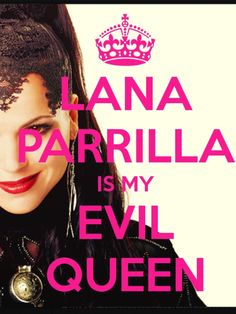 Lana Parrilla, Evil Queen, Evil Regal, Regina Mills, Once Upon A Time