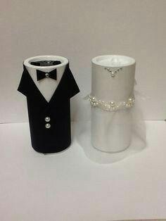 Wedding Gles Toilet Pepper Decor Salt Diy Ideas Crafts Litter Box Salts
