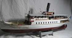 The Model Boat kits from the Nordic Model Boats Ocean Cleanup, Steam Boats, Wooden Boat Building, Build Your Own Boat, Boat Kits, Boat Projects, Small Boats, Boat Plans, Model Ships