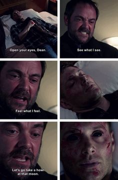 Whoaaaaa this was so bad ass lol is it bad I'm looking forward to hot Demon Dean? I hope he's bad and enjoys it for a while. He always try's so hard to be good. He needs a break