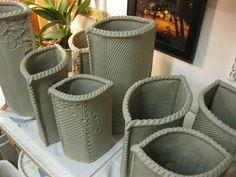 slab vases 1 - note joints