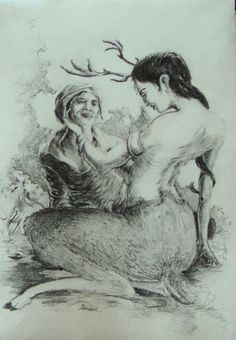 The deer woman of native american legend. Shapeshifter who lures men to their death.