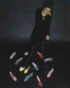 Ballet Slippers, 1944. Photo by John Rawlings.