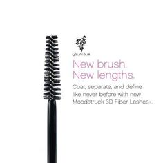 New Brush to get even the teeniest of lashes!!