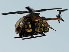 MH-6 Little Bird - 01