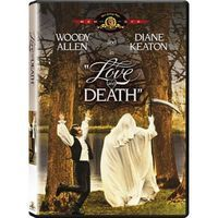 Love and Death  Woody's fast-paced satire of War and Peace/Brothers Karamazov  No Spoilers  Lean-N-Boisterous