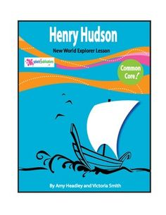 FREEBIE:  Henry Hudson is one of 9 content-based lessons in our New World Explorers Unit aligned with these 3rd-5th grade Common Core Reading and Language Standards:    CC.RI.1, CC.RI.2, CC.RI.3, CC.RI.4, CC.RI.7, CC.RI.10, CC.RF.3a, CC.RF.4a, CC.RF.4c, CC.L.4a, CC.L.4c, CC.L.6.    After reading about Henry Hudson, students will:    answer reading comprehension questions, use scale rulers to measure the distance of Hudson's four voyages, and take a Vocabulary Quiz.