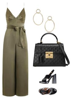 """""""Untitled #470"""" by mchlap on Polyvore featuring Zimmermann, Jules Smith, Marni and Gucci"""