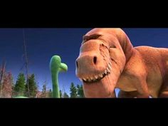 The Good Dinosaur - Official International Trailer (2015) Pixar Animated Movie HD - YouTube   tags : animation disney lol fun funny inside out intensamente
