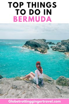 There is so much to do and see on Bermuda, a tropical island in the middle of the Atlantic ocean. This guide will show you all the best things to do! Bermuda Travel, Stuff To Do, Things To Do, Bahamas Island, Grand Cayman, Cruise Tips, Maui Hawaii, Caribbean Cruise, Island Life