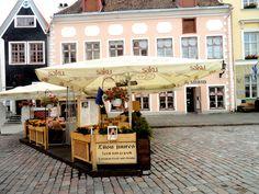 Old Town Square - Talinn - Estonia
