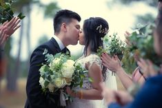 Bouquets, Wedding Dresses, Fashion, Bride Dresses, Moda, Bridal Gowns, Bouquet, Fashion Styles, Bouquet Of Flowers