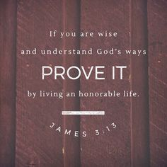 VERSE OF THE DAY via @youversion  Who is wise and has understanding among you? He should show his works by good conduct with wisdoms gentleness. James 3:13 HCSB  http://ift.tt/1H6hyQe  Facebook/smpsocialmediamarketing  Twitter @smpsocialmedia