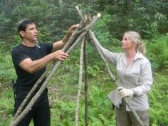 How To Build A Shelter Using Natural Resources   Wilderness Survival Shelters by Survival Life  http://survivallife.com/2014/02/03/natural-shelters-sometimes-by-ruth-england/