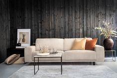 Myk sofa i fargen beige/natur Decor, Furniture, Sofa, Home Decor, Beige, Couch