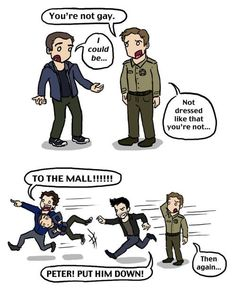 I don't even ship sterek but it's so funny