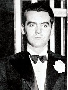 Federico Garcia Lorca.