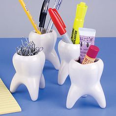 Mini Molar Vases~have one of these