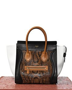 CÉLINE fashion and luxury leather goods 2012 Spring collection - 30