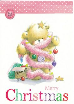 Merry Christmas Bear | Flickr - Photo Sharing!