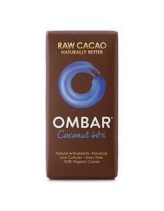 Σοκολάτα Ωμή Μαύρη με Καρύδα & Προβιοτικά - 35g Organic Chocolate, Raw Chocolate, Coconut Palm Tree, Raw Cacao, Coconut Sugar, Blueberry, Dairy Free, Berries, Palm Sugar