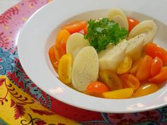 Salada de Pupunha em Conserva - Food Network