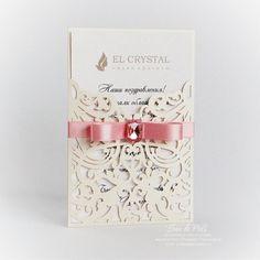 Scroll Wedding Envelope 4x6 pattern Template от EasyCutPrintPD