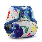 Rumparooz One Size Cloth Diaper Covers - Lava
