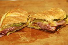 Oakridge BBQ Cuban Sandwich