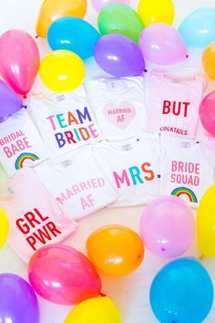 OUR NEW BACHELORETTE HEN PARTY T-SHIRTS HAVE JUST LANDED! | Bespoke-Bride: Wedding Blog