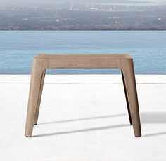 RH Modern's Side & Coffee Tables