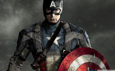 Alright, comic fans: The new Captain America movie is in theaters today!