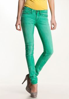 frontlineshop Trend 2012 - Colorsplash - ONE GREEN ELEPHANT Memphis
