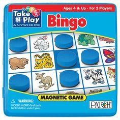 Magnetic Bingo - Scholar's Choice Teachers Store