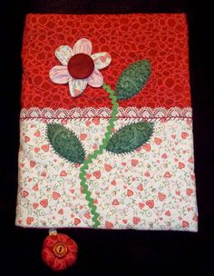 Entre mans. Agenda de patchwork. Altered notebook. Notebook. Cuaderno decorado. Libro alterado. Book.