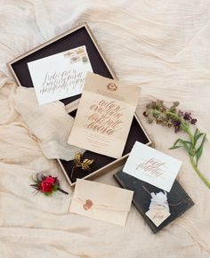 Photography: Jen Fariello // Event Styling: Easton Events, Papers by : Rock , Paper ,Scissors- Flowers by: Southern Blooms
