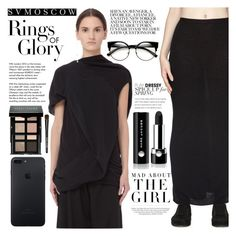 """""""RICK OWENS LILIES"""" by vanjazivadinovic ❤ liked on Polyvore featuring Rick Owens Lilies, Tiffany & Co., Kershaw, Marc Jacobs, Bobbi Brown Cosmetics, polyvoreeditorial and camdencreek"""